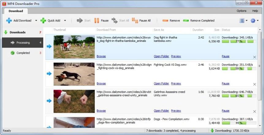 Tomabo MP4 Downloader Pro windows