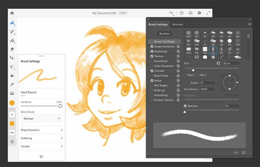 Adobe Fresco latest version