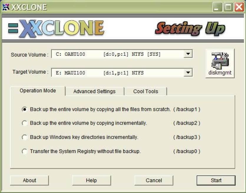 XXClone Pro windows