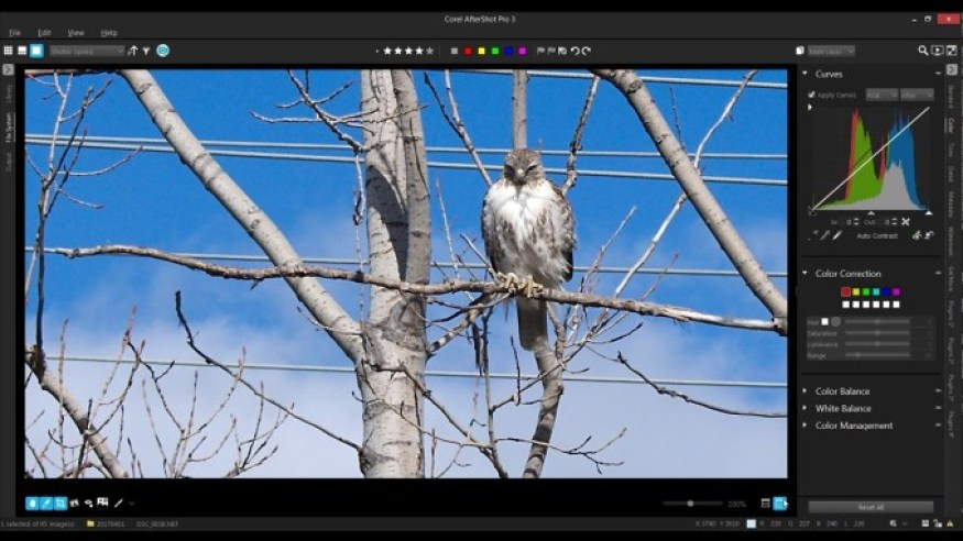 Corel AfterShot Pro windows