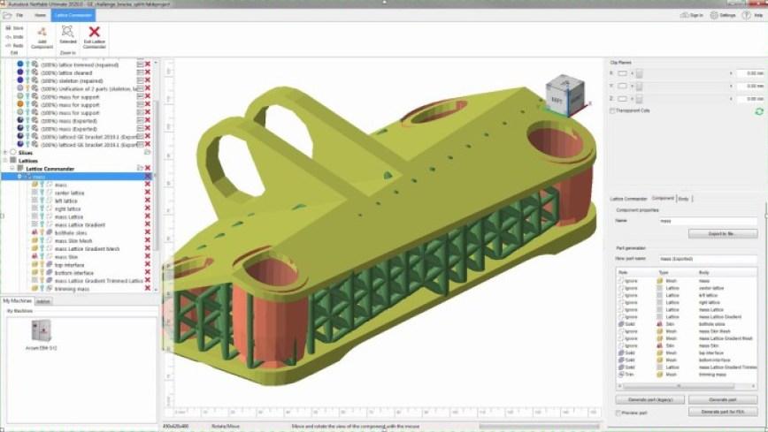 Autodesk Netfabb Ultimate latest version