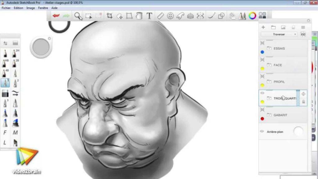 Autodesk SketchBook Pro latest version