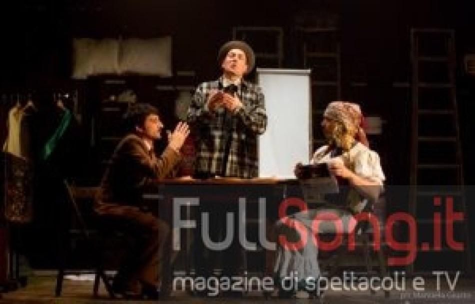 39 scalini, Teatro Martinitt