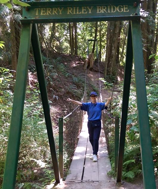 Joy Dazey Terry Riley Bridge
