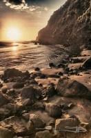 Waitakere River Sunset