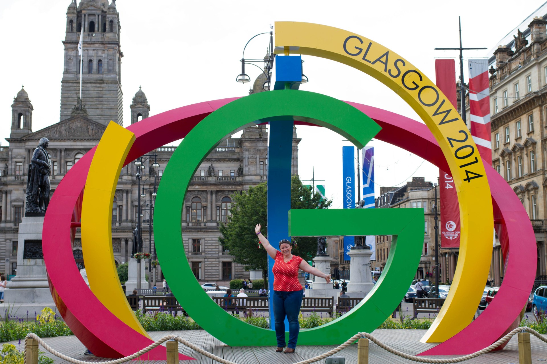 Big G, Glasgow 2014, Scotland Travel Blog, Travel Guide
