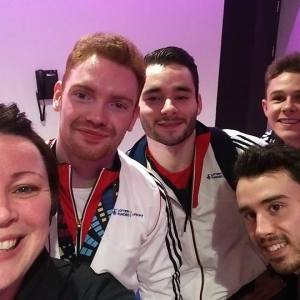 Glasgow, World Championship Gymnastics, Volunteering,