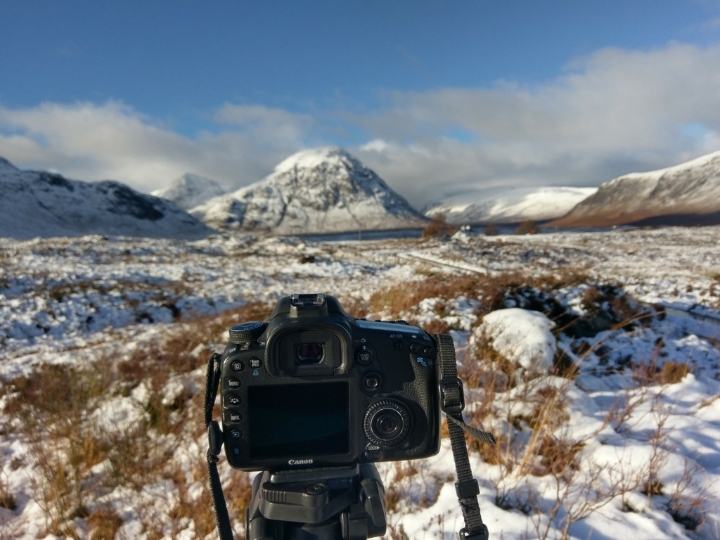Camera, Photography, Scotland