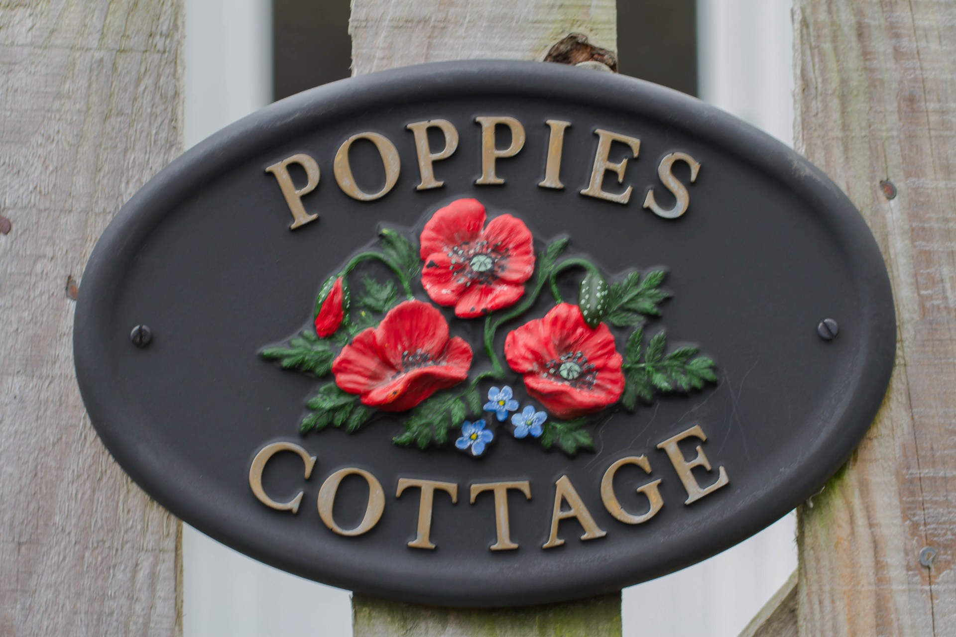 Poppies Cottage, Isle of Mull, Scotland