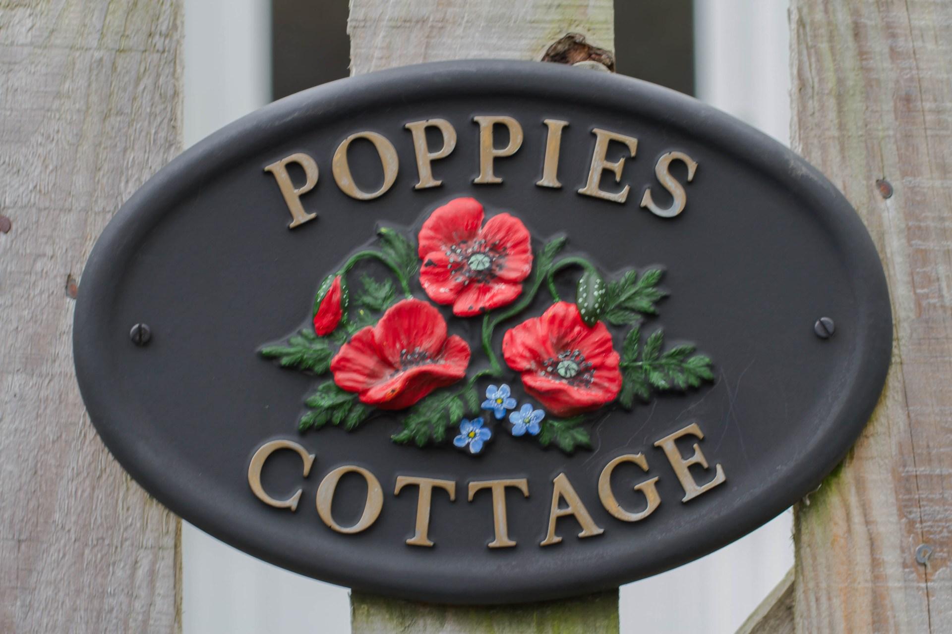 Poppies Cottage, Isle of Mull, Scotland