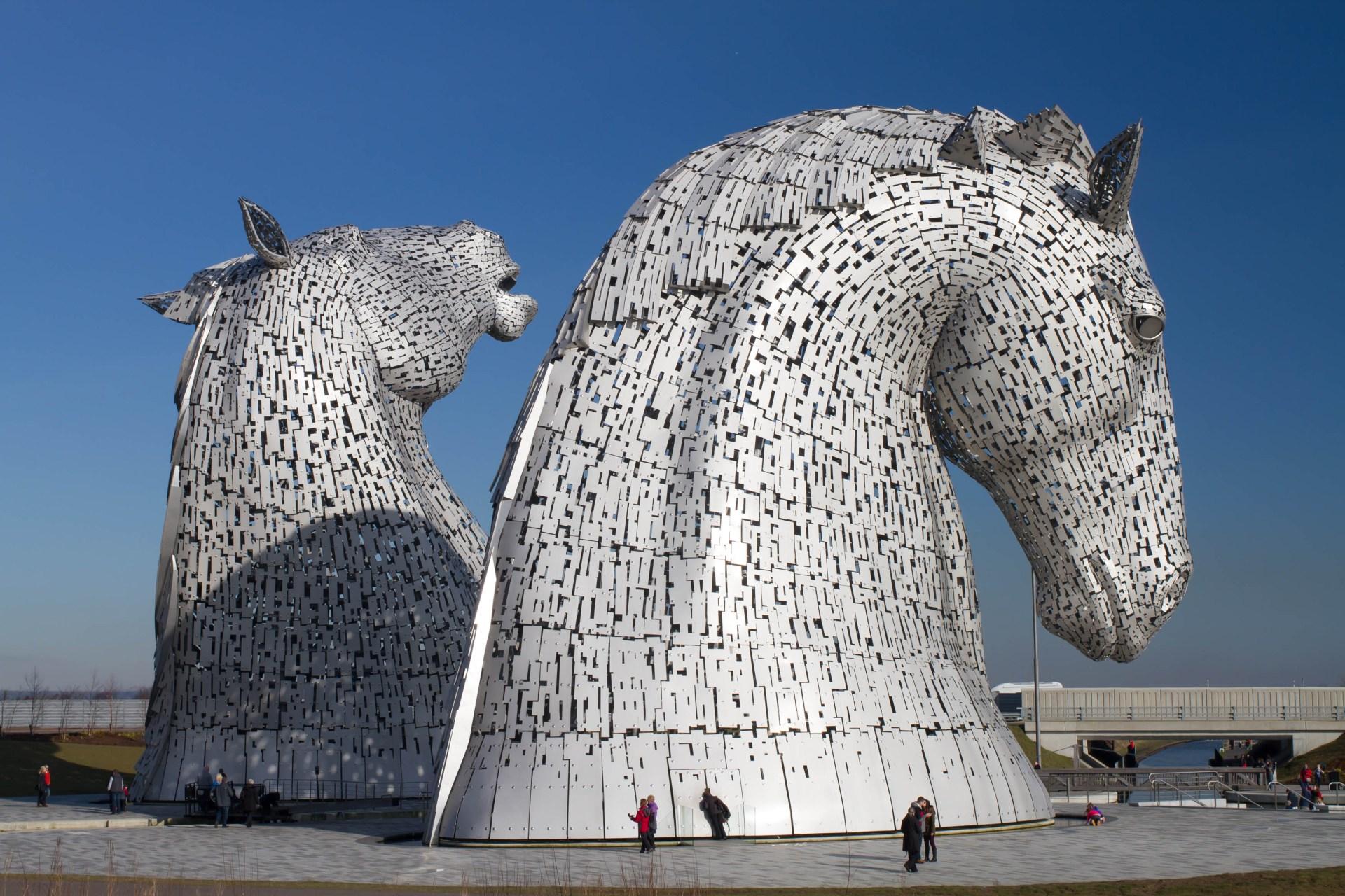 Kelpies, Falkirk, Scotland Travel Tips