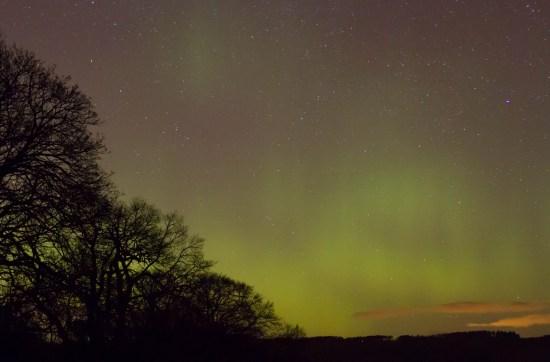 Aurora Borealis, Northern Lights, Scotland