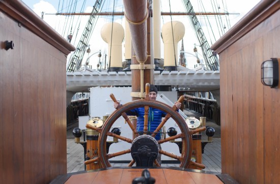 RSS Discovery, Dundee, Scotland Travel Guide