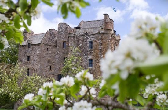 Elcho Castle, Perthshire