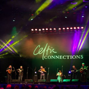 Celtic Connections, Glasgow, Scotland