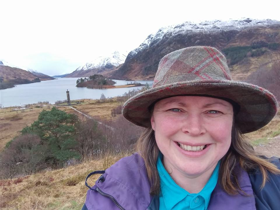 Full Stop Next Chapter, Introduction, A Scottish Travel Blog