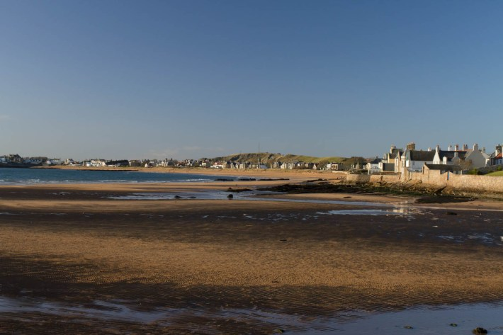 Elie, East Neuk, Fife, Scotland, Travel Guide to Scotland