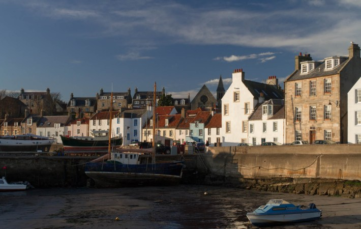 St Monans, Fife, Scotland Travel Guide