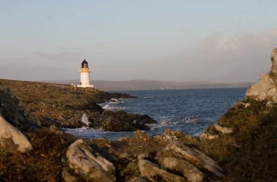 Islay Lighthouse, Port Ellen Lighthouse, A Scottish Travel Guide