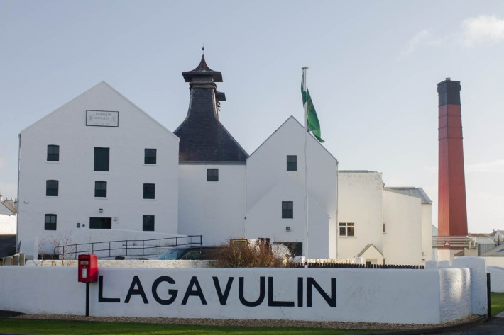 Lagavulin, Islay, Scotland, Single Malt Whisky