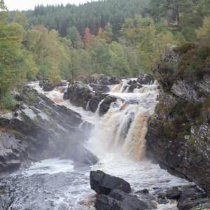 Scotland's Waterfalls, waterfalls in Scotland, Travel Guide to Scotland