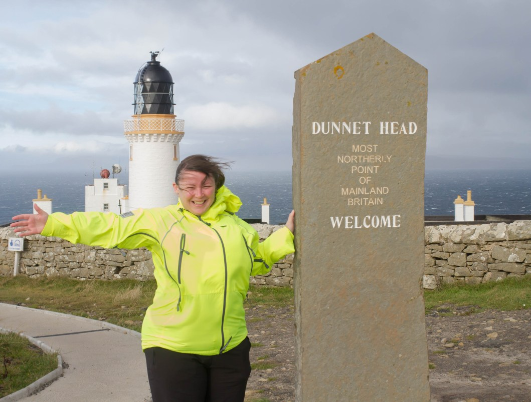 Scottish Travel Blogger, Dunnet Head, Scotland
