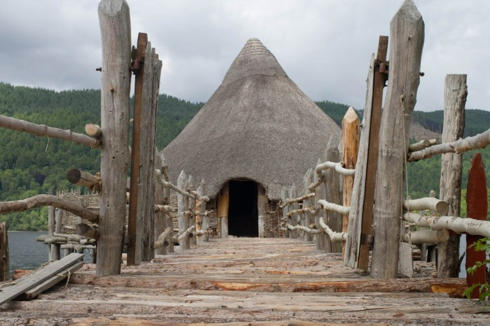 Scottish Crannog Centre, Perthshire