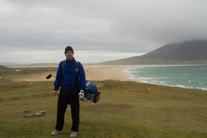 Isle of Harris golf course