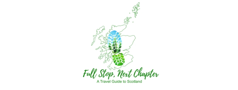 Full Stop Next Chapter, A Travel Guide to Scotland