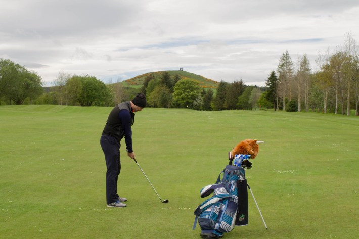 Insch Golf Club, Aberdeenshire