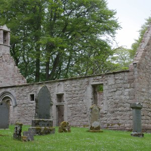 Historic Church trail, Aberdeenshire