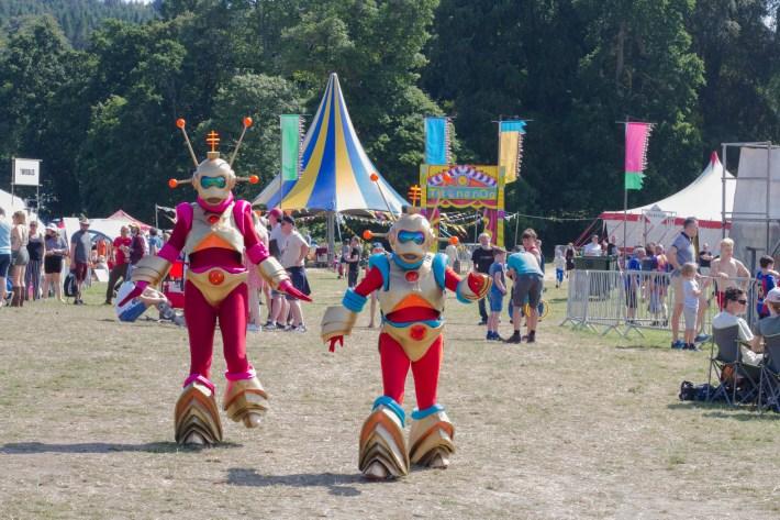 Spacemen at Belladrum Festival