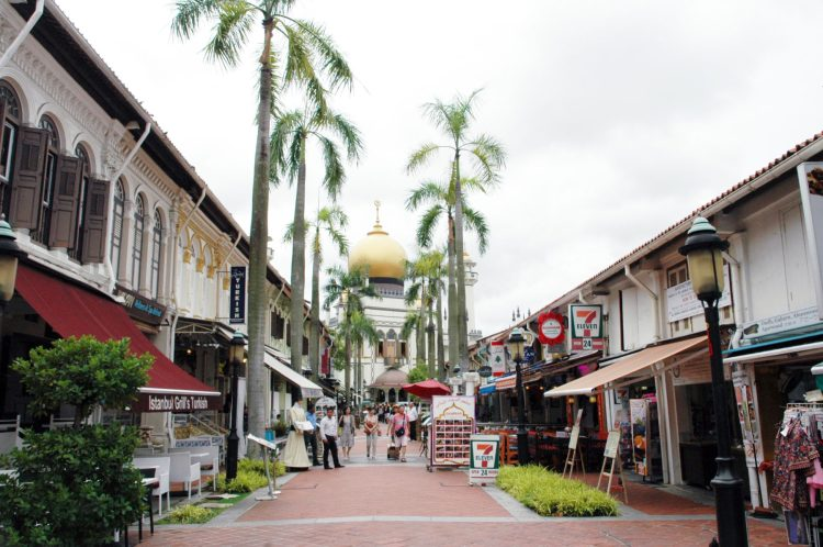Singapore Haji Lane