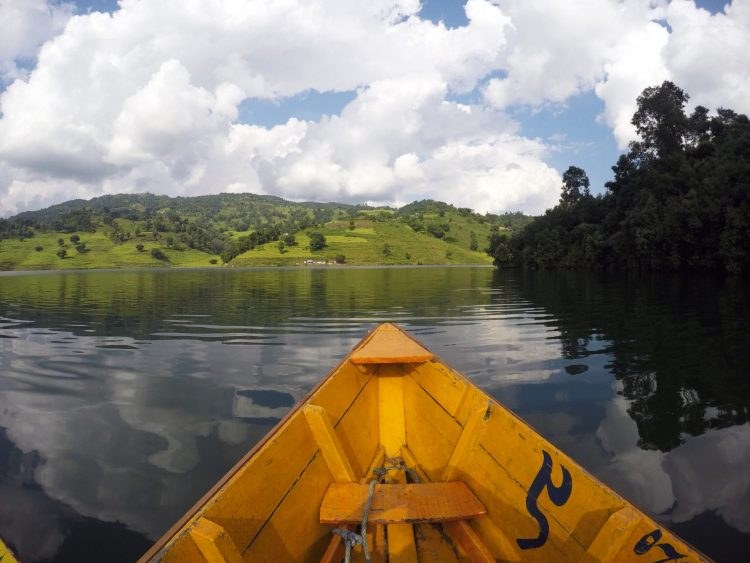 Things to do in Pokhara Nepal Begnas Lake Boat View Point
