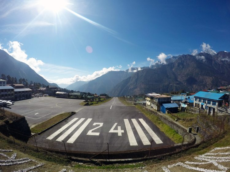 What it's like flying into the most dangerous airport in the world - Lukla, Nepal
