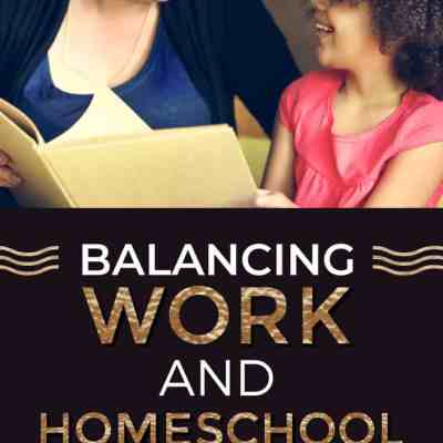 Single parents and homeschool
