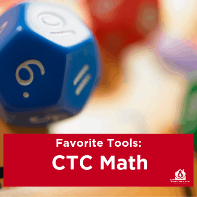 Why you need to use CTC Math if you homeschool