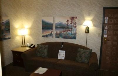 Living Room, Tahoe Seasons