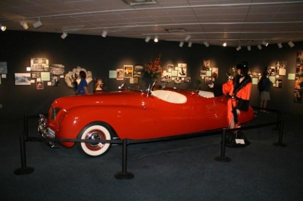 Lana Turner's car.