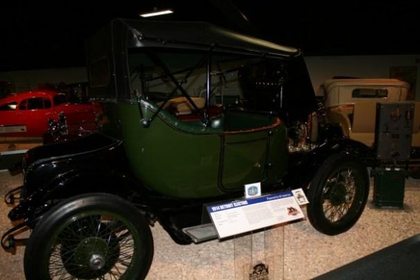 1914 Electric car.