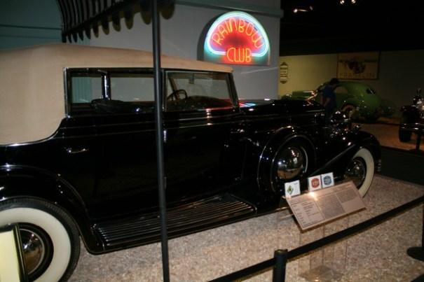 Al Jolson's Cadillac/