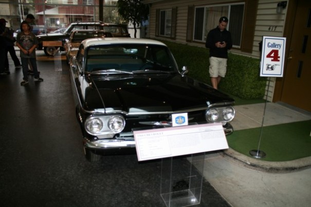 Both our families had a Corvair, fun memories for both of us.