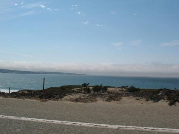 Monterey Peninsula.