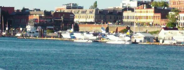 Float Planes!