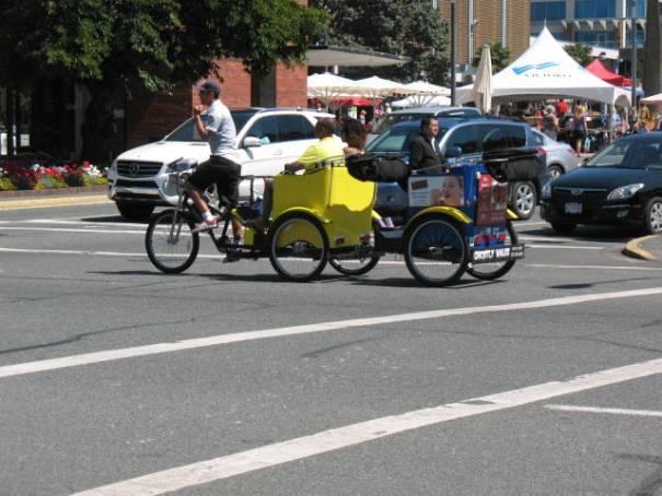 Quad Pedi-cab