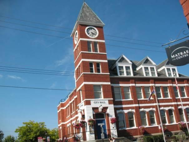 Duncan City Hall.