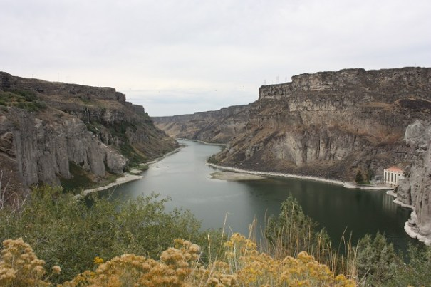 Snake River Canyon.