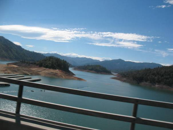 Shasta Lake is a great resource.
