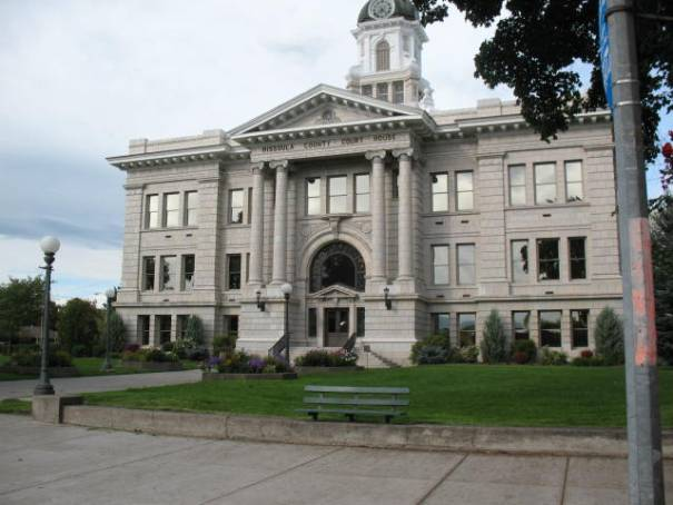 County Court House.