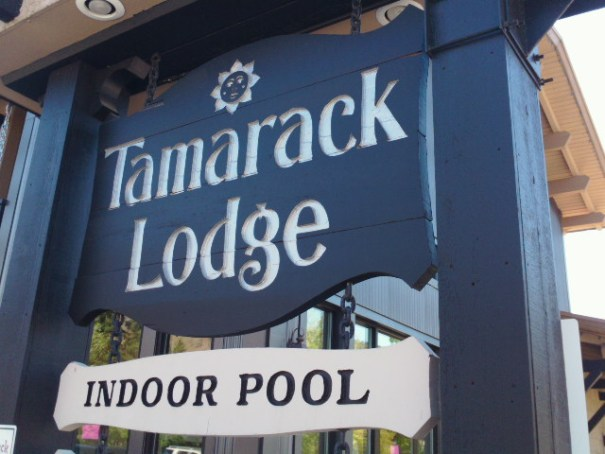 Tamarack Lodge managed our Vacations International Condo.  It is where we had to go for WiFi.
